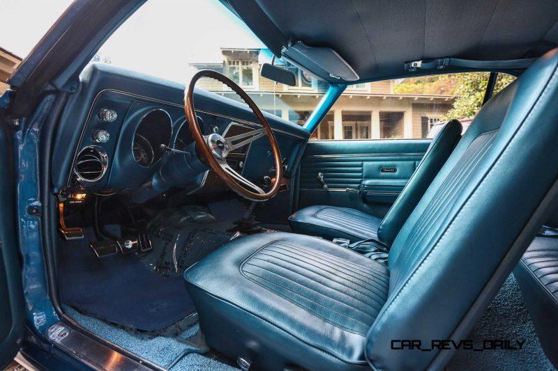 1968 Chevrolet Camaro Z28 9