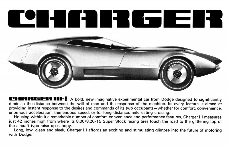 1968 Dodge Charger III Concept 1