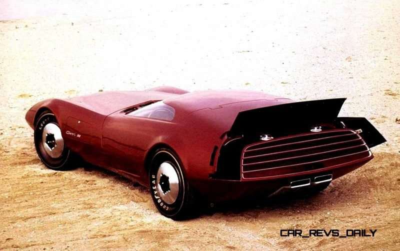 1968 Dodge Charger III Concept 14