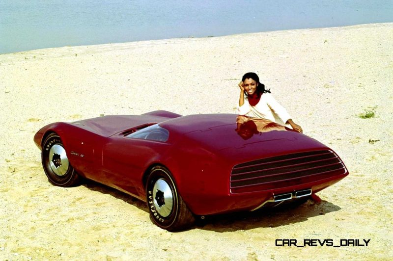 1968 Dodge Charger III Concept 16