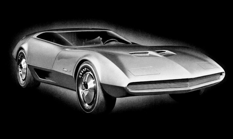 1968 Dodge Charger III Concept 20