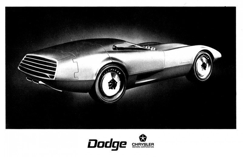 1968 Dodge Charger III Concept 5