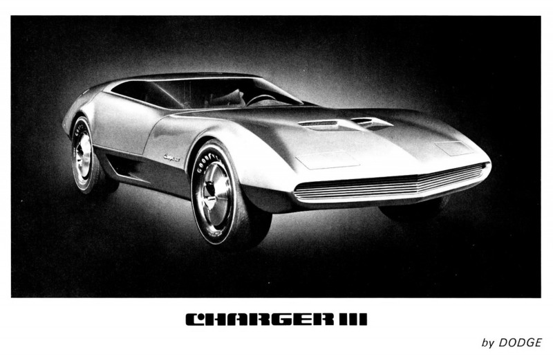 1968 Dodge Charger III Concept 6
