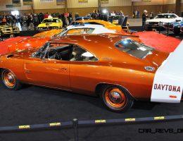 Mecum Florida 2015 Hero – 1969 Dodge Charger Hemi DAYTONA Brings $900k