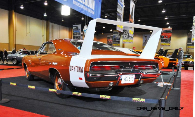 1969 Dodge Charger Hemi DAYTONA 7