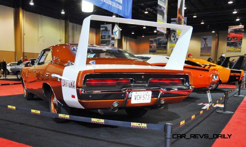 1969 Dodge Charger Hemi DAYTONA 8
