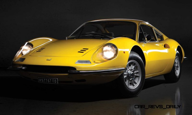 1970 Ferrari Dino 246 GT L-Series 1