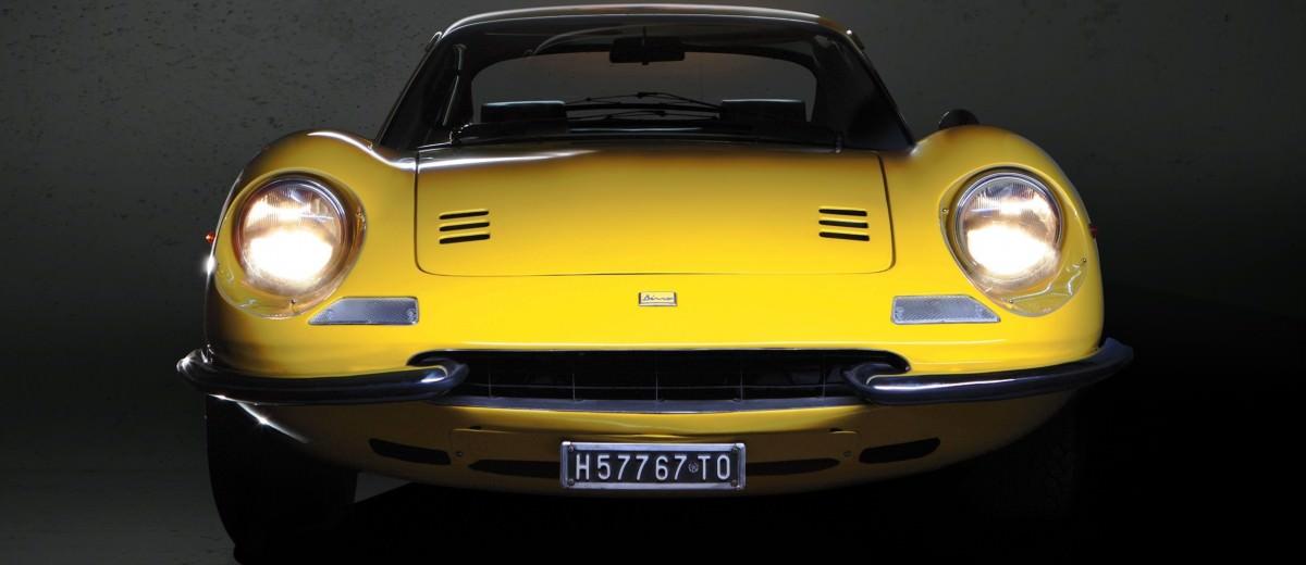 1970 Ferrari Dino 246 GT L-Series 10