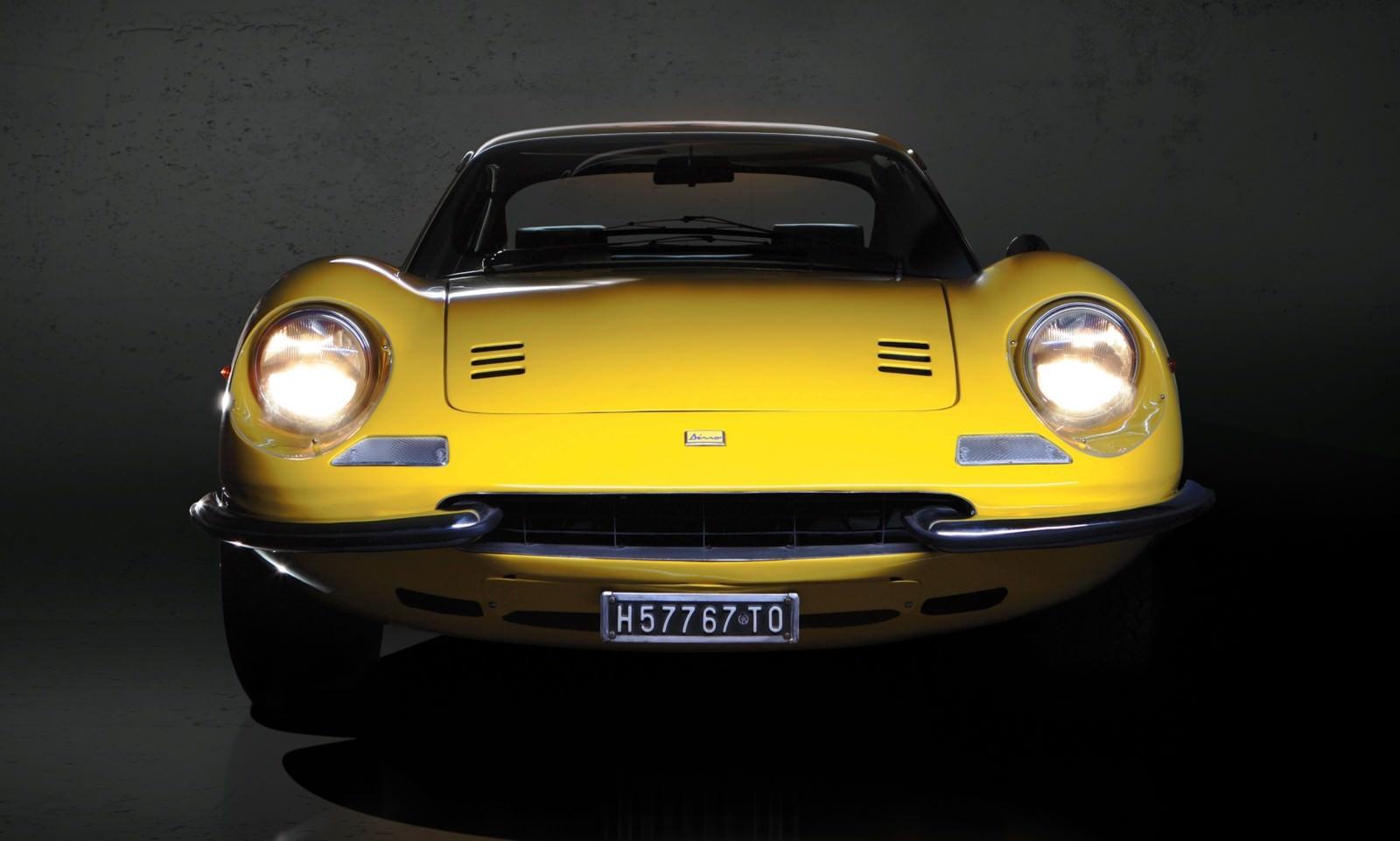 1970 Ferrari Dino 246GT L-Series