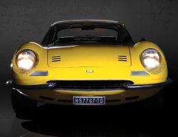 RM Paris 2015 – 1970 Ferrari Dino 246GT L-Series