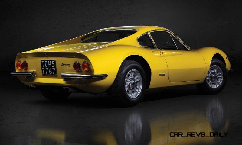 1970 Ferrari Dino 246 GT L-Series 2
