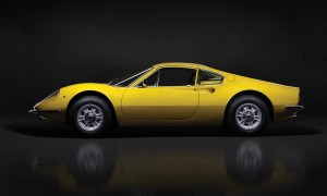 1970 Ferrari Dino 246 GT L-Series 5