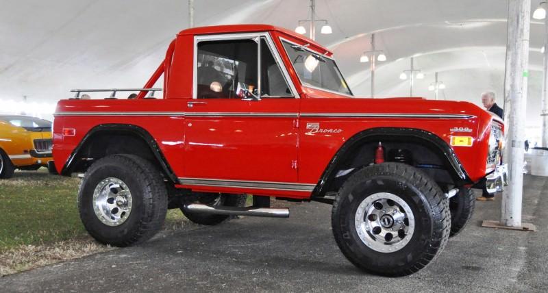 1970 Ford Bronco V8 Pickup 1
