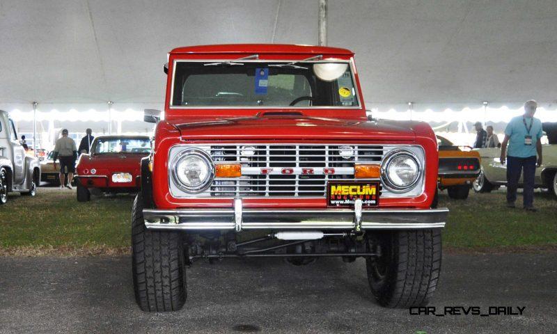 1970 Ford Bronco V8 Pickup 10