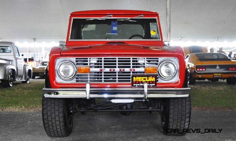 1970 Ford Bronco V8 Pickup 11
