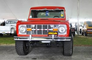 1970 Ford Bronco V8 Pickup 12