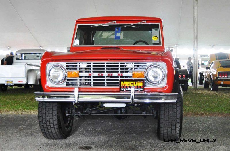 1970 Ford Bronco V8 Pickup 12