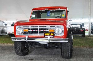 1970 Ford Bronco V8 Pickup 13