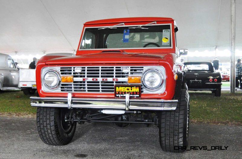 1970 Ford Bronco V8 Pickup 13