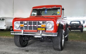 1970 Ford Bronco V8 Pickup 14