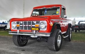 1970 Ford Bronco V8 Pickup 15