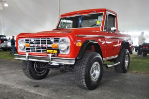 1970 Ford Bronco V8 Pickup 16