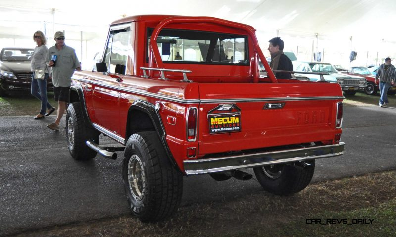 1970 Ford Bronco V8 Pickup 18