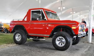 1970 Ford Bronco V8 Pickup 2