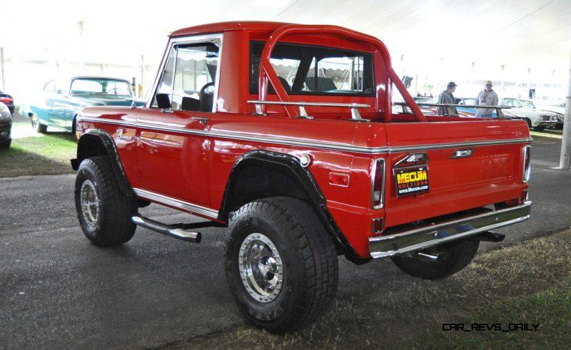 1970 Ford Bronco V8 Pickup 20