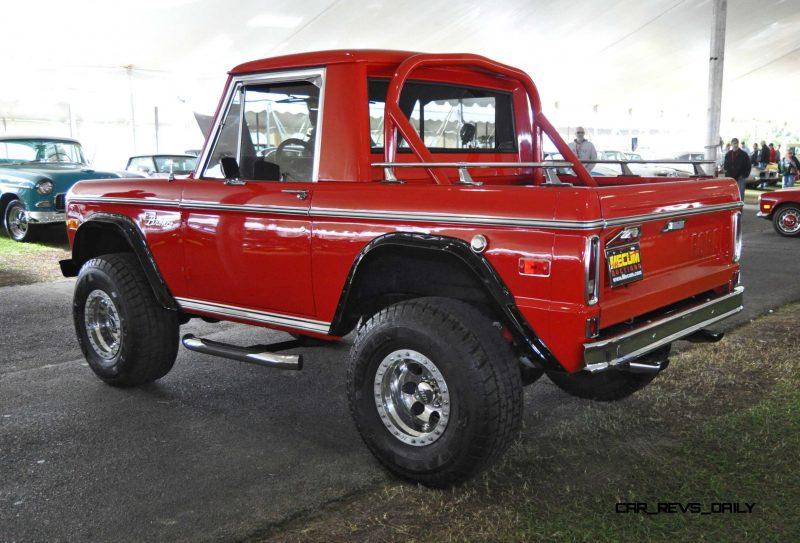 1970 Ford Bronco V8 Pickup 21