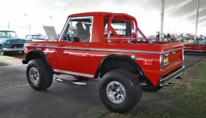 1970 Ford Bronco V8 Pickup 22
