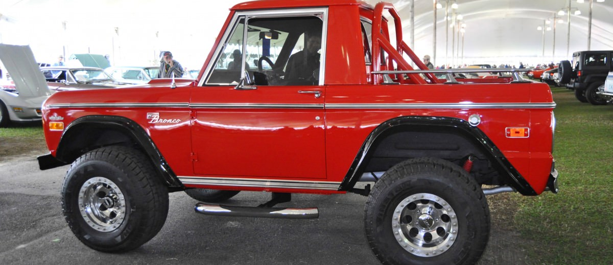 1970 Ford Bronco V8 Pickup 25