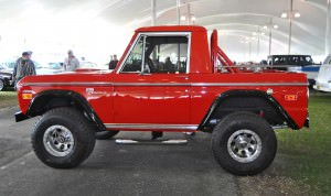 1970 Ford Bronco V8 Pickup 26