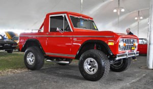 1970 Ford Bronco V8 Pickup 3