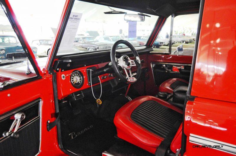 1970 Ford Bronco V8 Pickup 30