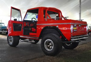 1970 Ford Bronco V8 Pickup 34
