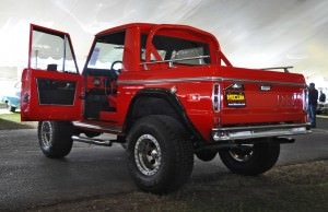 1970 Ford Bronco V8 Pickup 36
