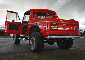 1970 Ford Bronco V8 Pickup 38
