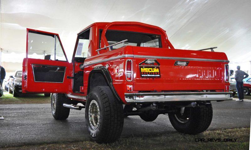 1970 Ford Bronco V8 Pickup 39