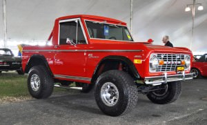 1970 Ford Bronco V8 Pickup 4