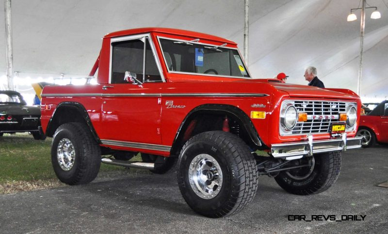 1970 Ford Bronco V8 Pickup 4