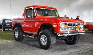 1970 Ford Bronco V8 Pickup 5