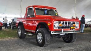 1970 Ford Bronco V8 Pickup 6