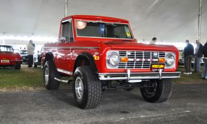 1970 Ford Bronco V8 Pickup 7