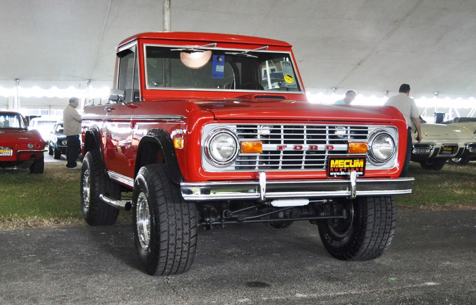 1970 ford bronco v8 pickup. Black Bedroom Furniture Sets. Home Design Ideas