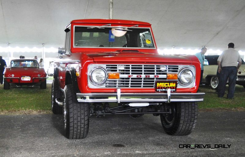1970 Ford Bronco V8 Pickup 9