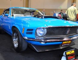 Mecum Florida 2015 – 1970 Ford Mustang Boss 429 Fastback Is #5 Top Earner at $425k