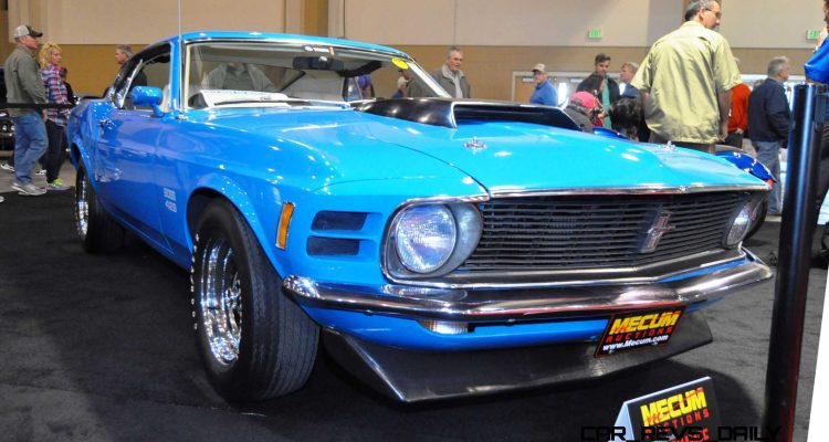 1970 Ford Mustang Boss 429 Fastback 1