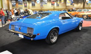 1970 Ford Mustang Boss 429 Fastback 11