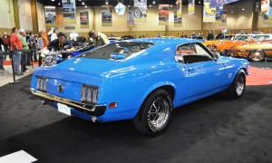 1970 Ford Mustang Boss 429 Fastback 12